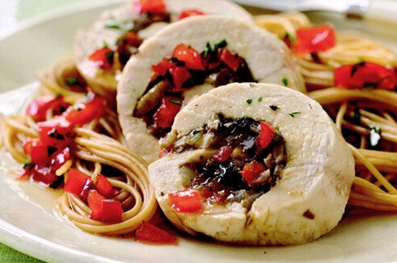 low fat chicken pasta recipe