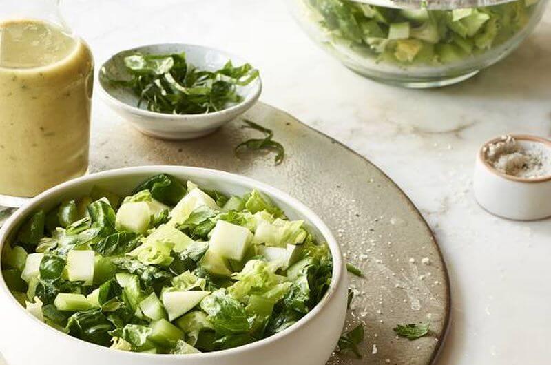 low fat salad recipe
