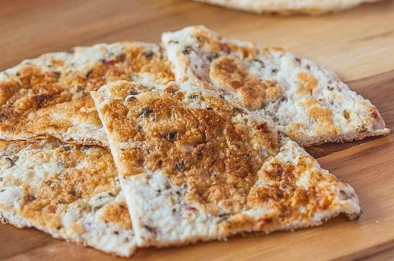 paleo flatbread low carb recipe