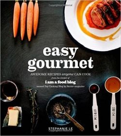 easy gourmet cookbook