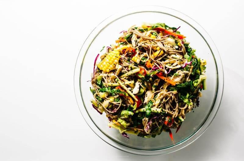 soba pasta salad recipe