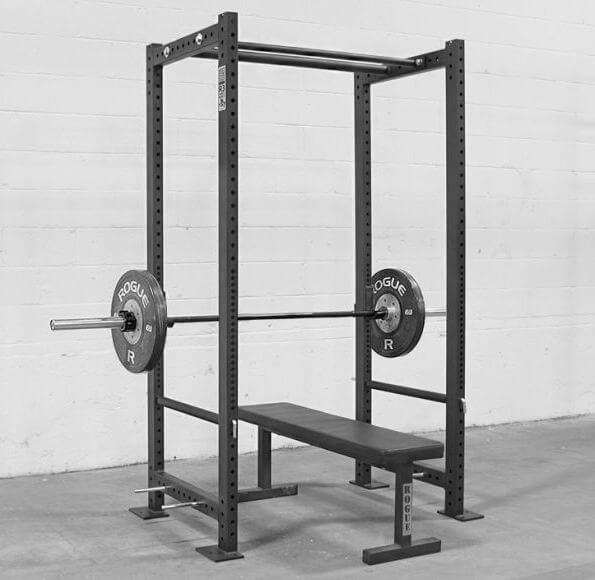 squat rack to get bigger legs fast
