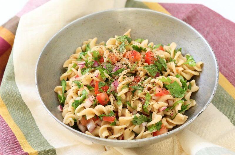 tabbouleh pasta salad recipe