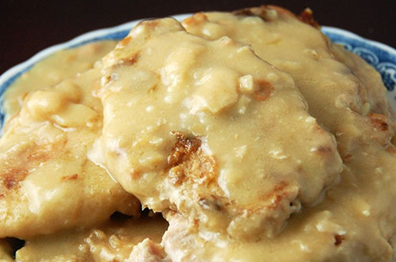 homestyle pork chops easy crockpot recipe