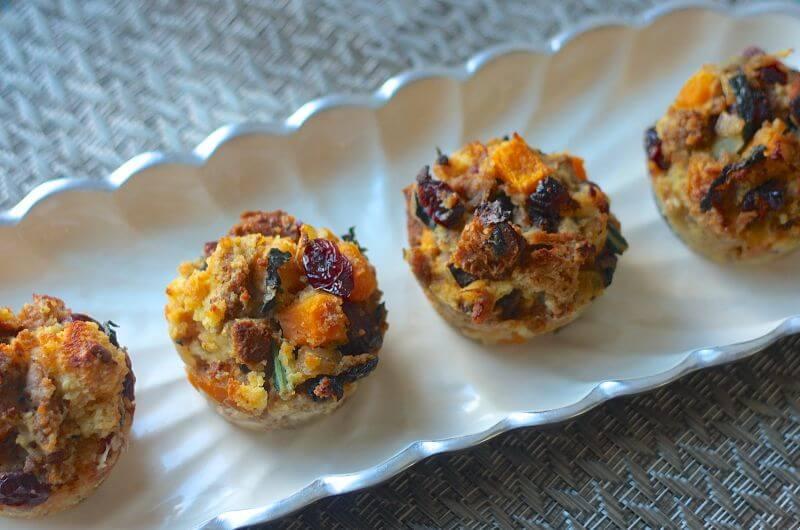 butternut squash muffin quick lunch recipe