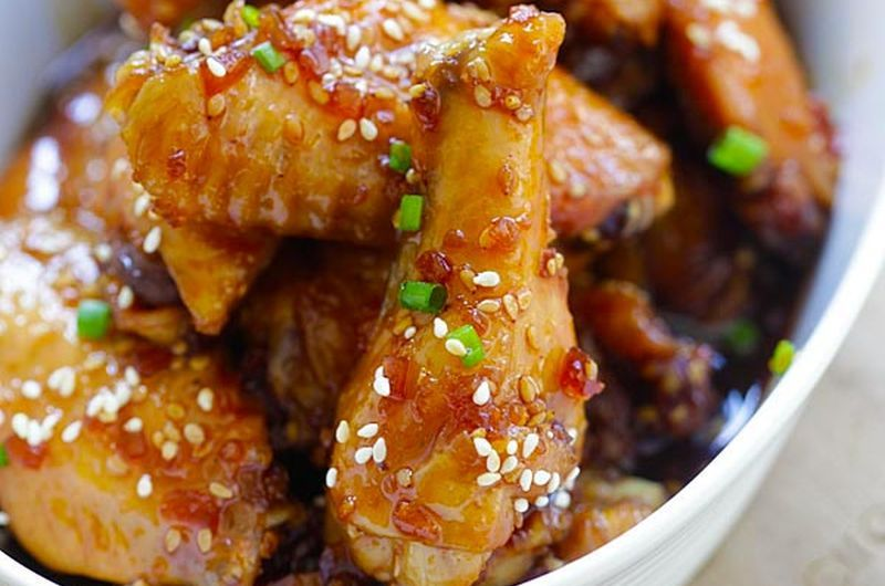 crock pot easy wings recipe