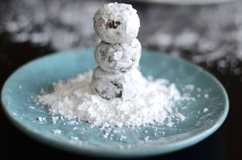 easy dessert balls recipe