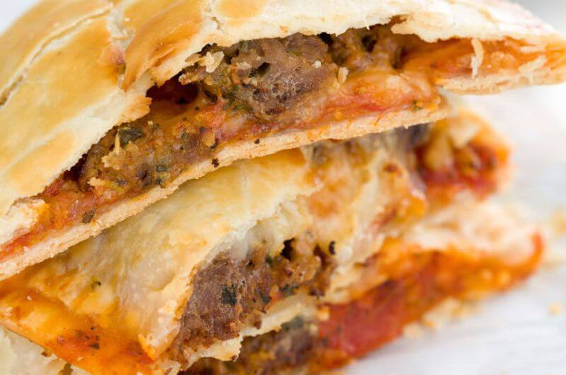 quick hot pocket meatball sub