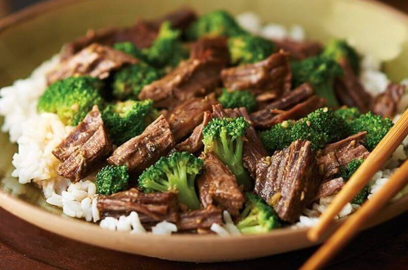 beef broccoli microwave recipe