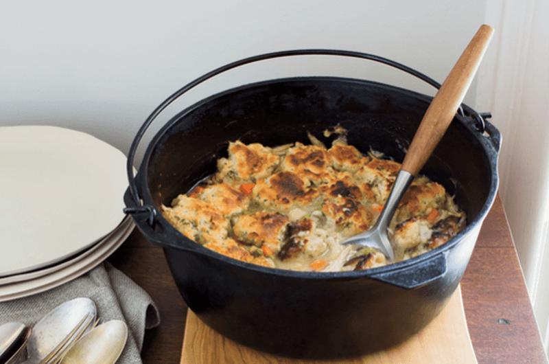 high protein chicken in a pot dinner recipe