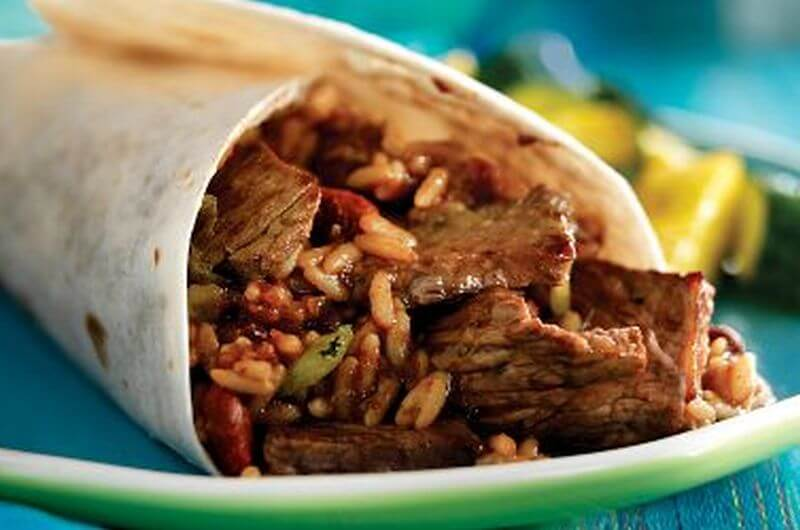 strip steak burrito recipe