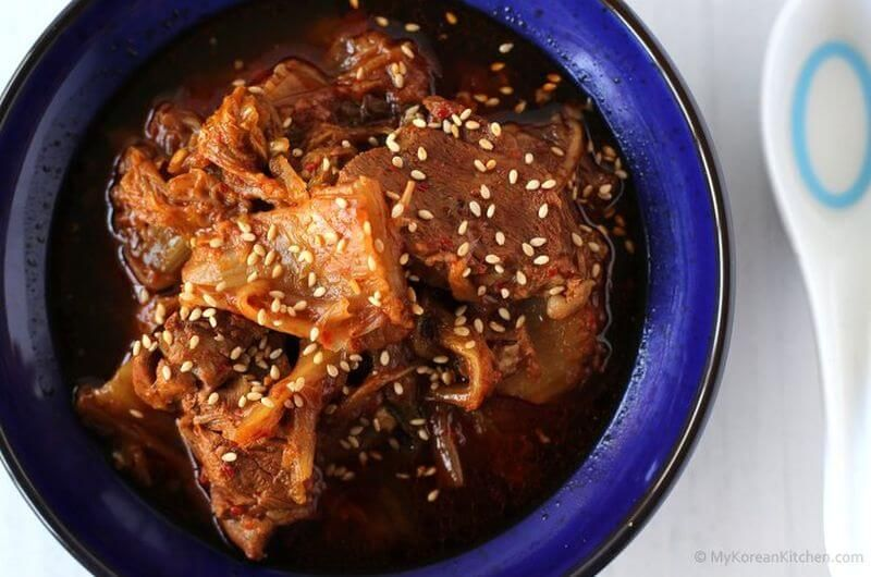 slow cooker high protein dinner
