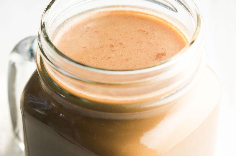 chocolate pumpkin spice latte recipe