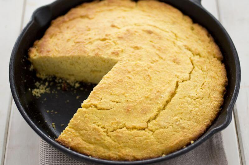 fresh cornbread recipe