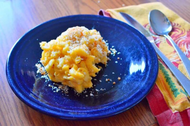 oven mac and cheese recipe
