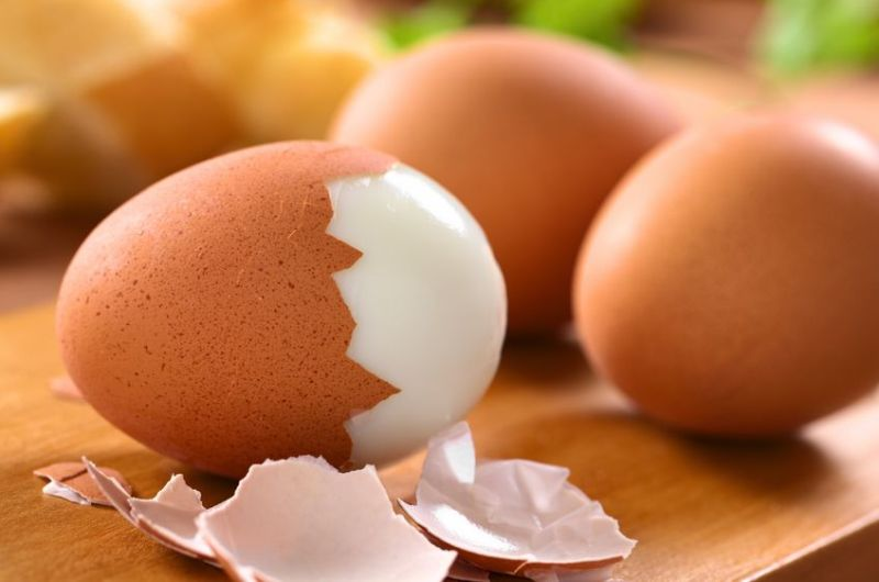 How to Make Perfect Hard Boiled Eggs in 3 Simple Steps