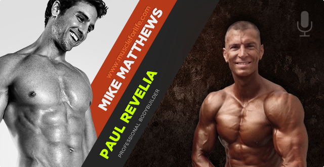 "Podcast #104: Paul Revelia on how to keep making progress after your ""newbie gains"""