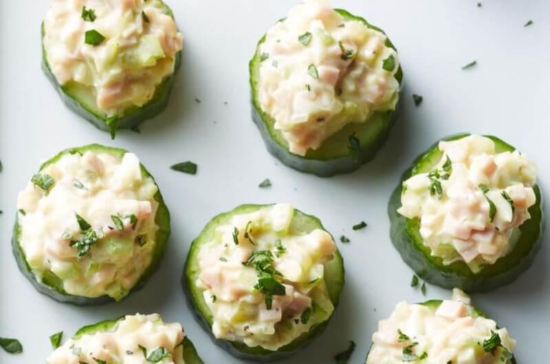 cucumber ham recipe