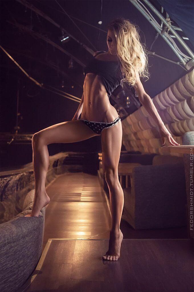 fitness girl defined