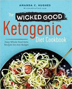wicked good keto cookbook