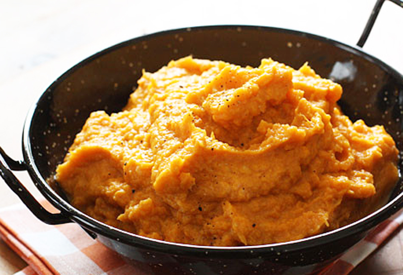 Garlic-Sweet-Potato-Mash