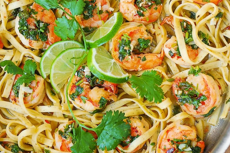 shrimp-and-angel-hair-pasta