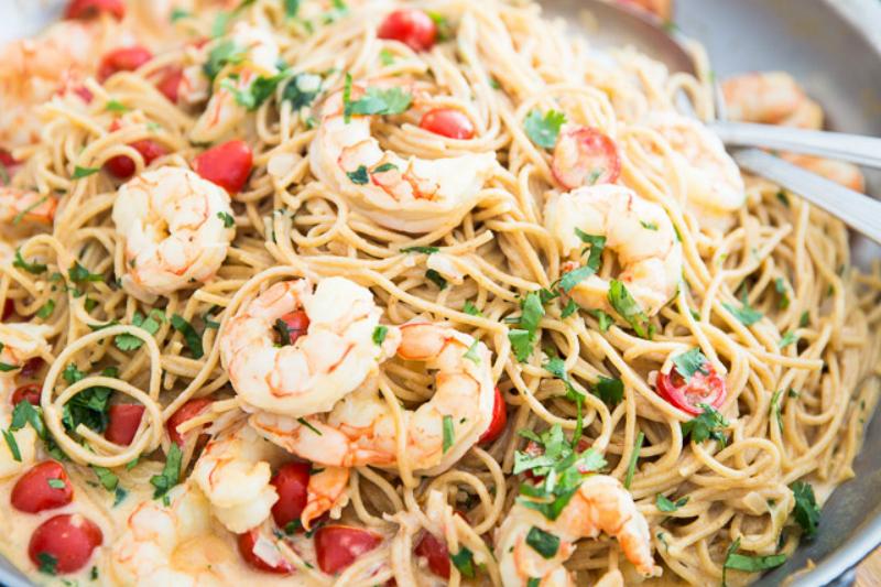 shrimp-tomato-pasta