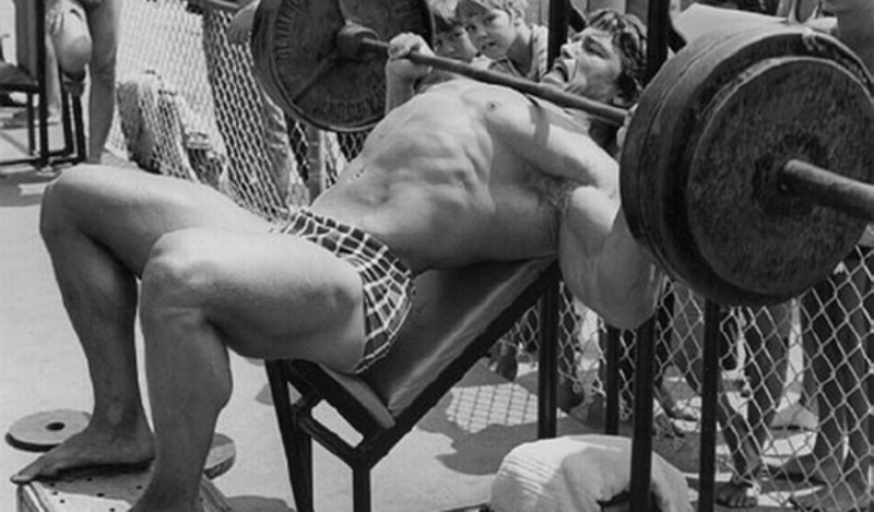 This Is the Best Bench Press Calculator on the Internet