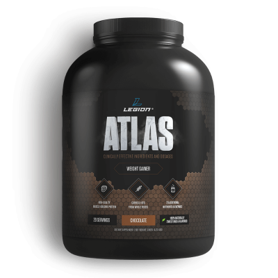 atlas mass gainer supplement