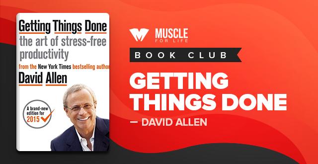MFL Book Club: Getting Things Done by David Allen