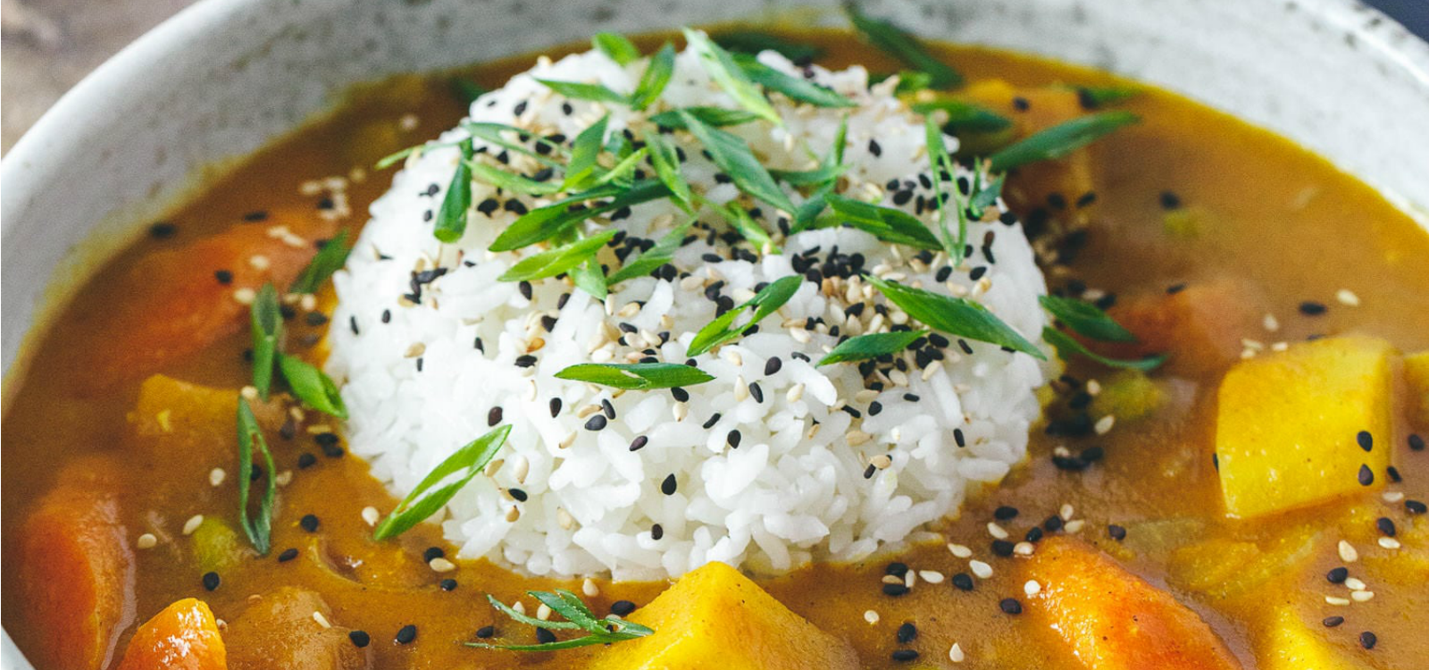 japanese pumpkin curry