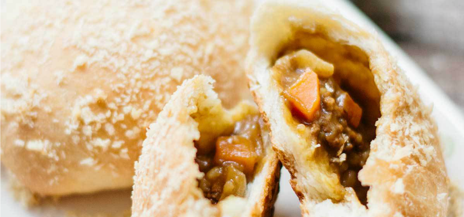 japanese curry bread