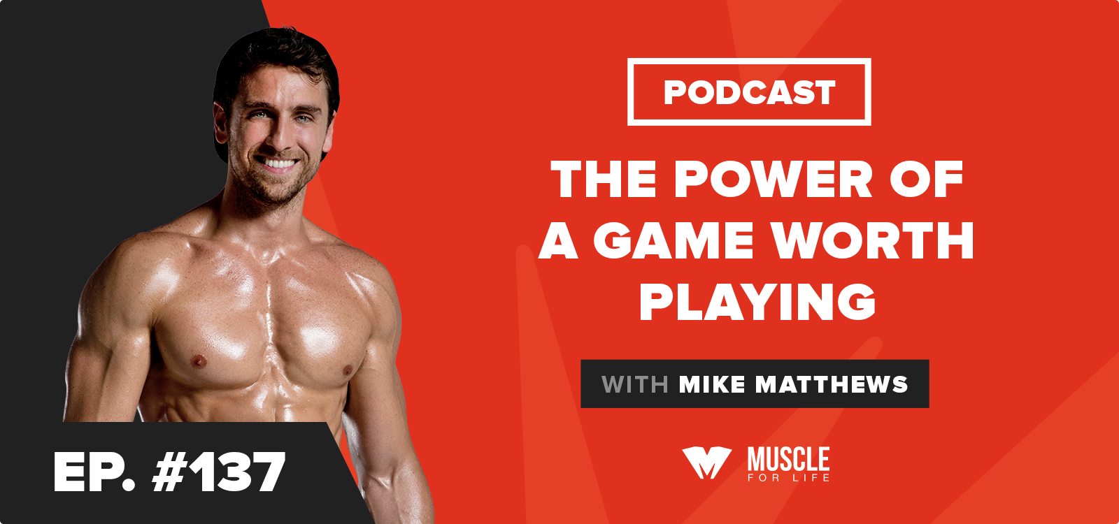 Motivation Monday: The Power of a Game Worth Playing