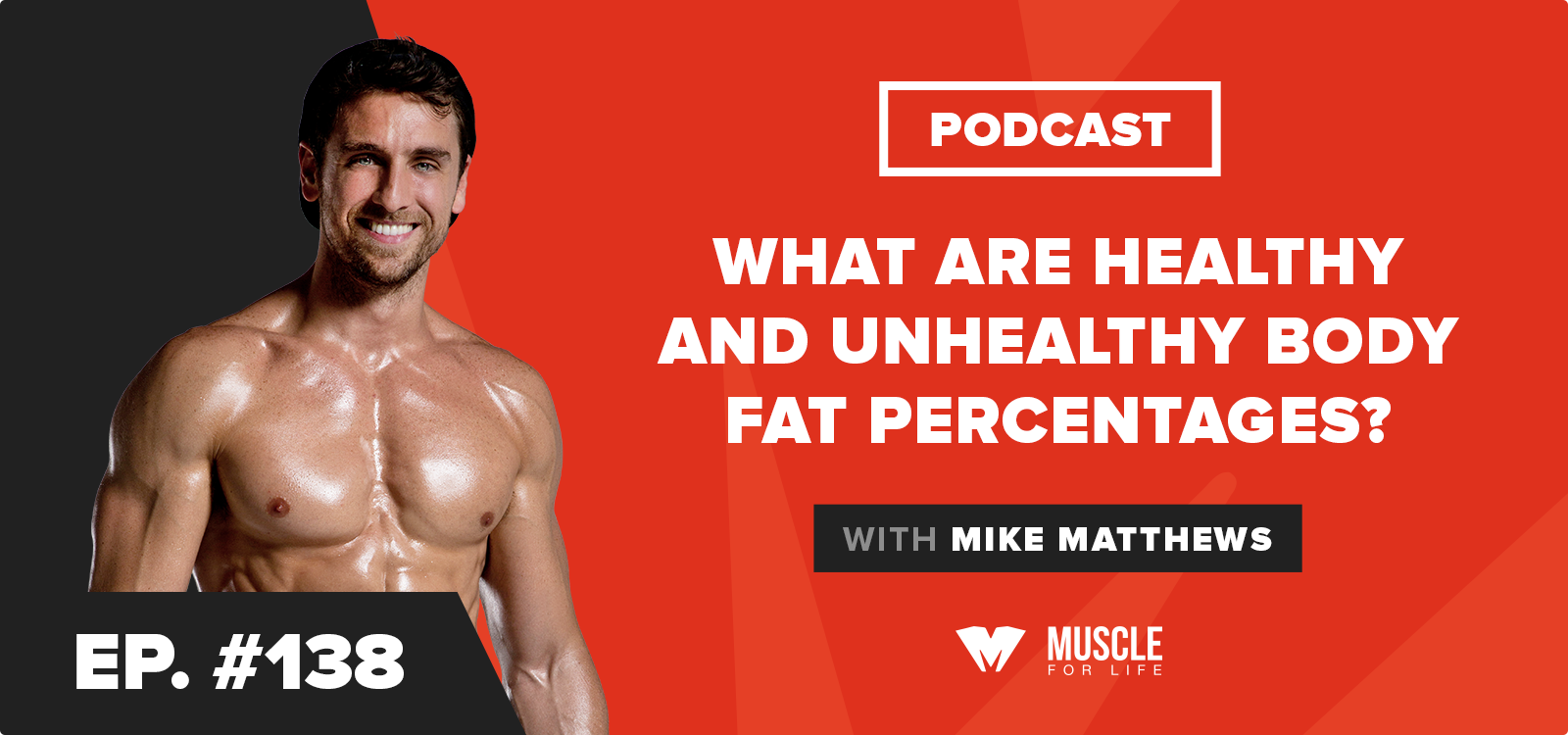 What Are Healthy and Unhealthy Body Fat Percentages?