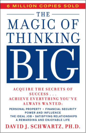 the magic of thinking big book review