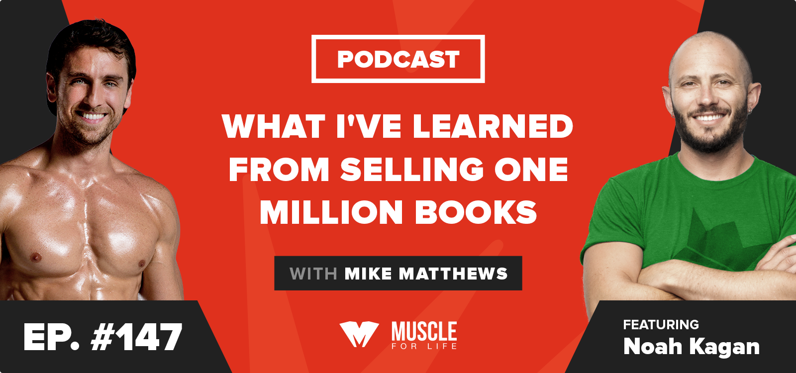 What I've Learned From Selling One Million Books (feat. Noah Kagan)