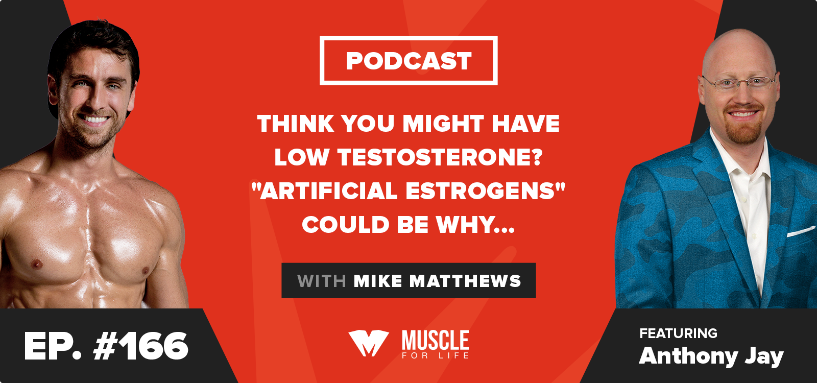 """How """"Artificial Estrogens"""" Are Suppressing Your Testosterone Levels"""