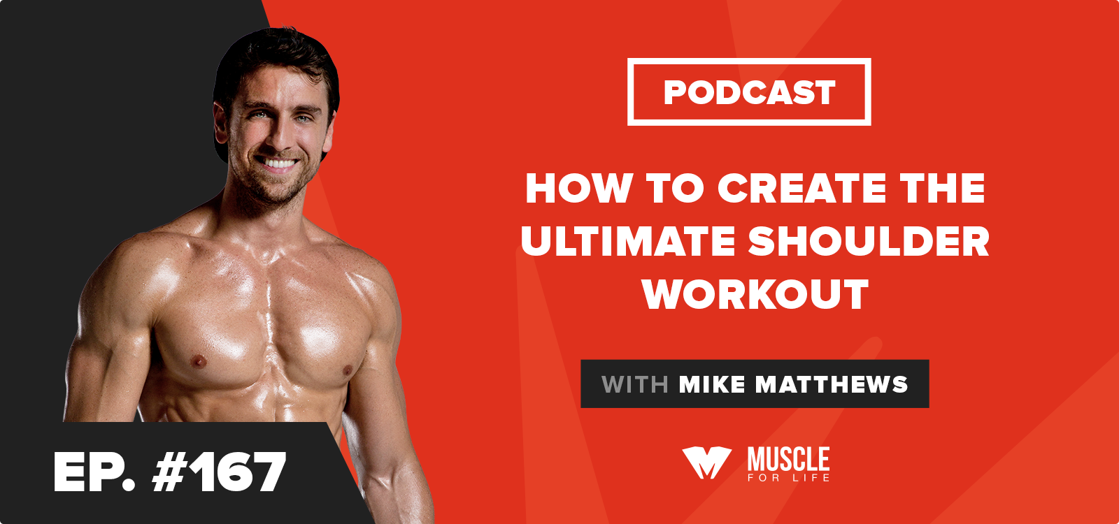 How to Create the Ultimate Shoulder Workout