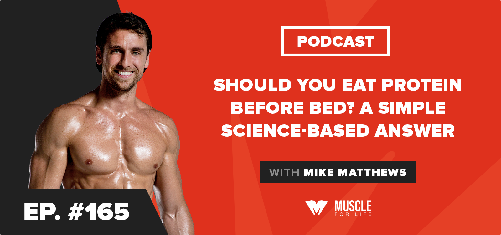 Should You Eat Protein Before Bed? A Simple Science-Based Answer
