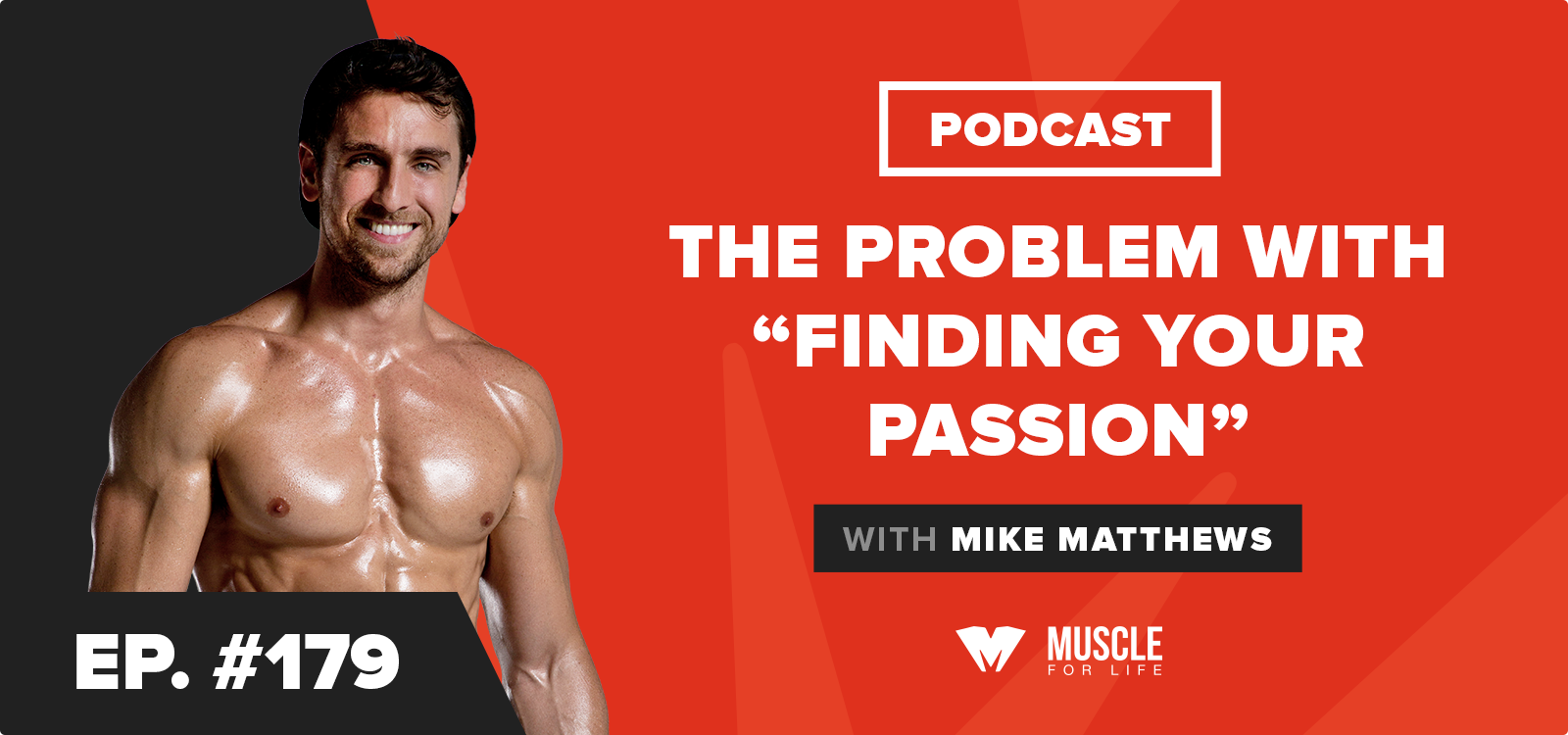 "Motivation Monday: The Problem With ""Finding Your Passion"""