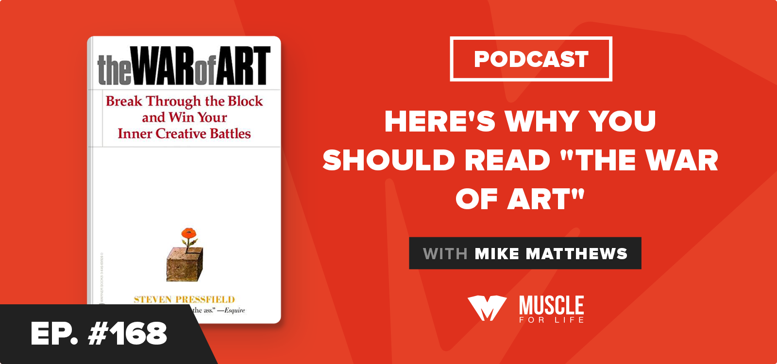 """Here's Why You Should Read """"The War of Art"""""""