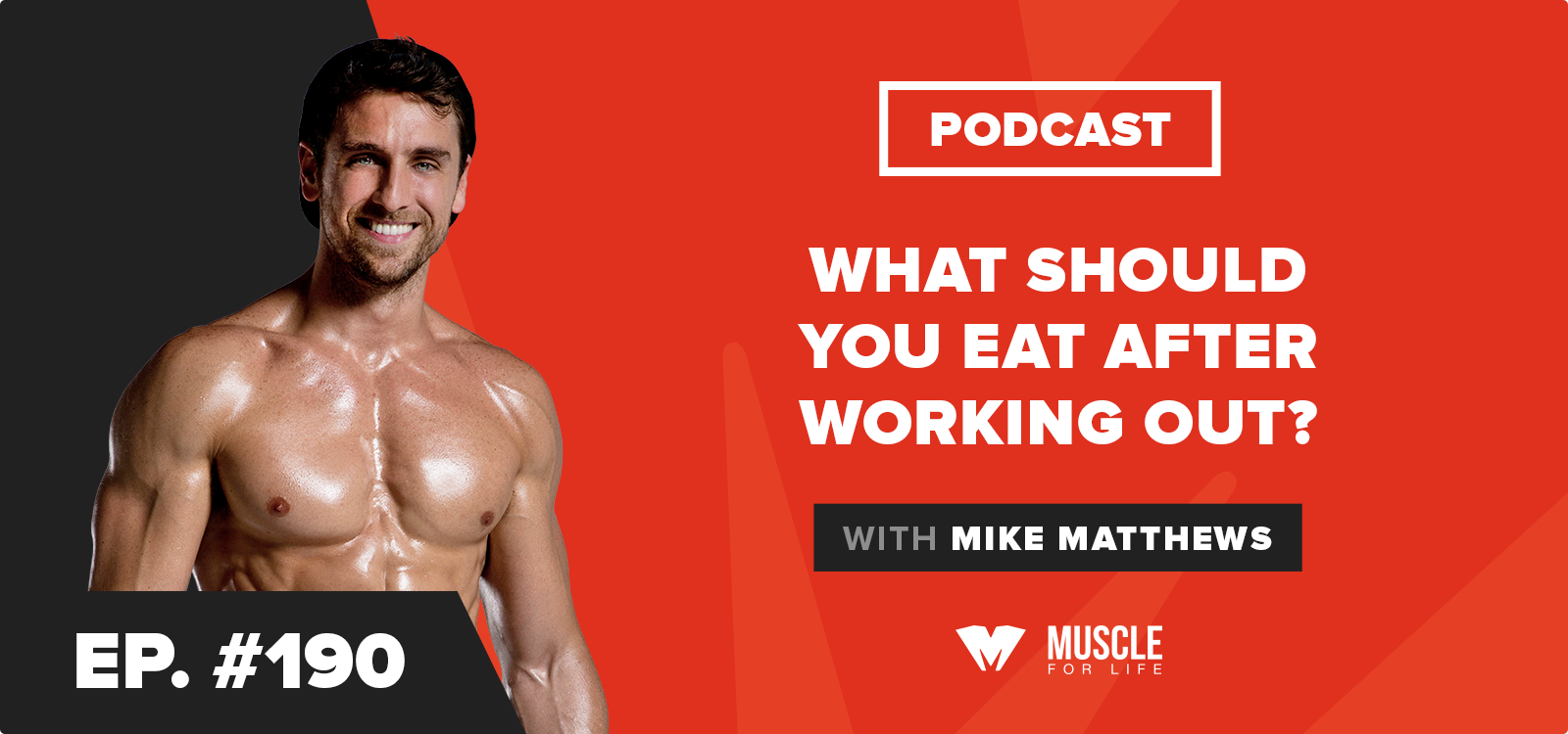 What Should You Eat After Working Out?