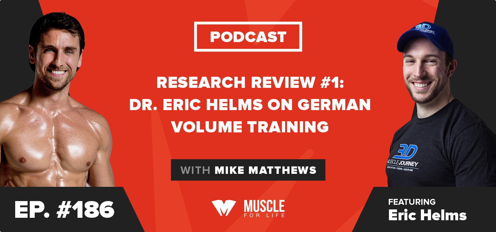Research Review: Dr. Eric Helms on German Volume Training