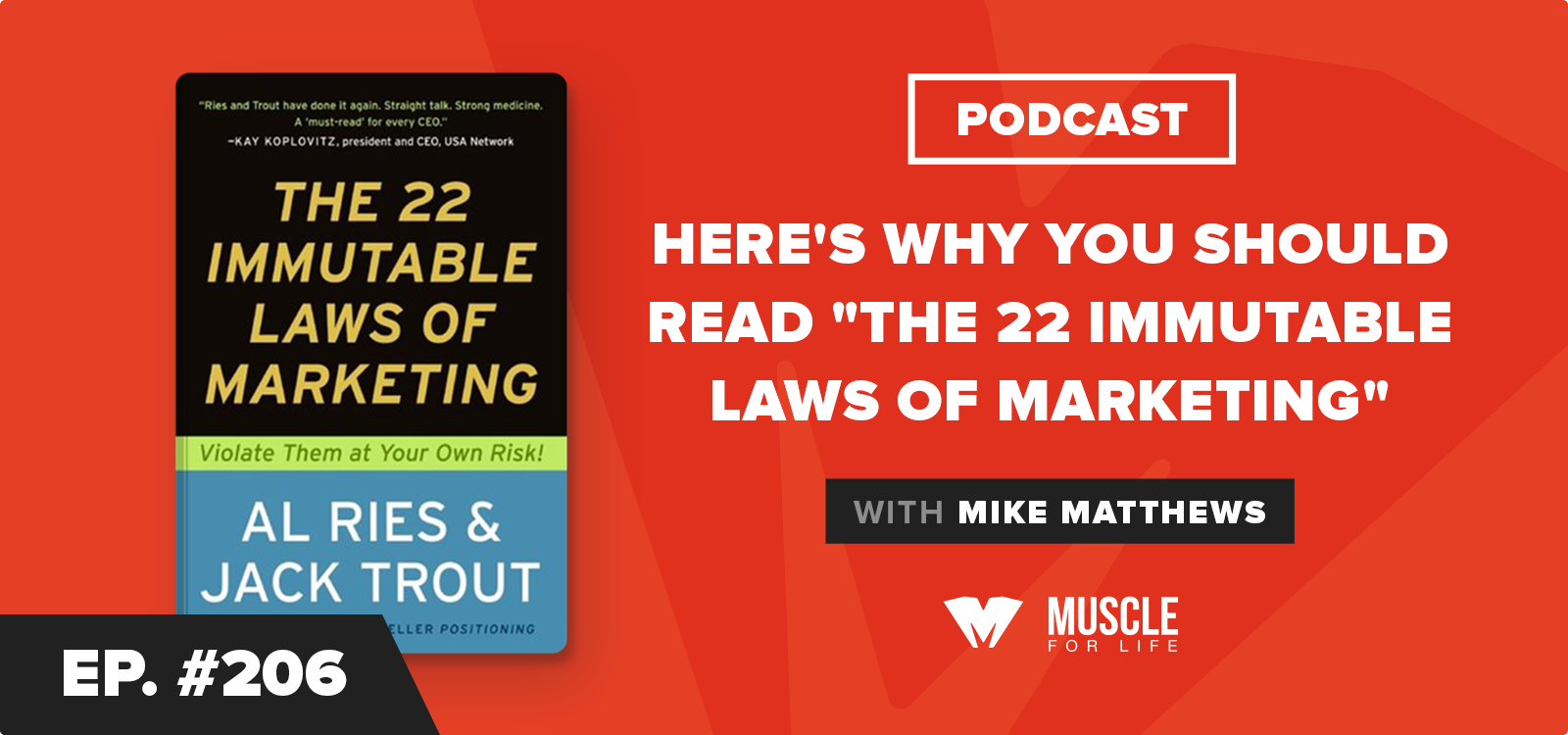 """Here's Why You Should Read """"The 22 Immutable Laws of Marketing"""""""