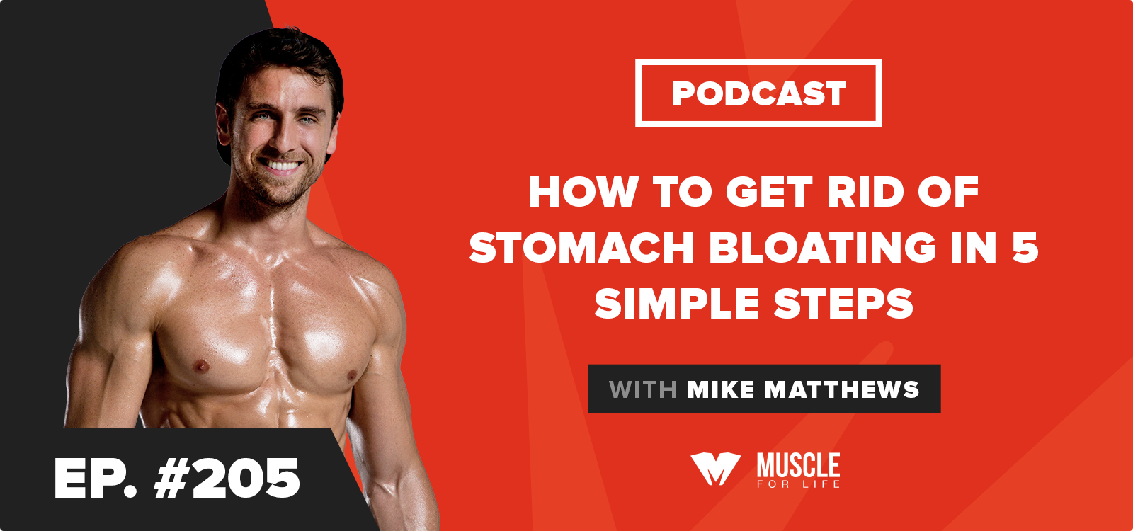 How to Get Rid of Stomach Bloating in 5 Simple Steps