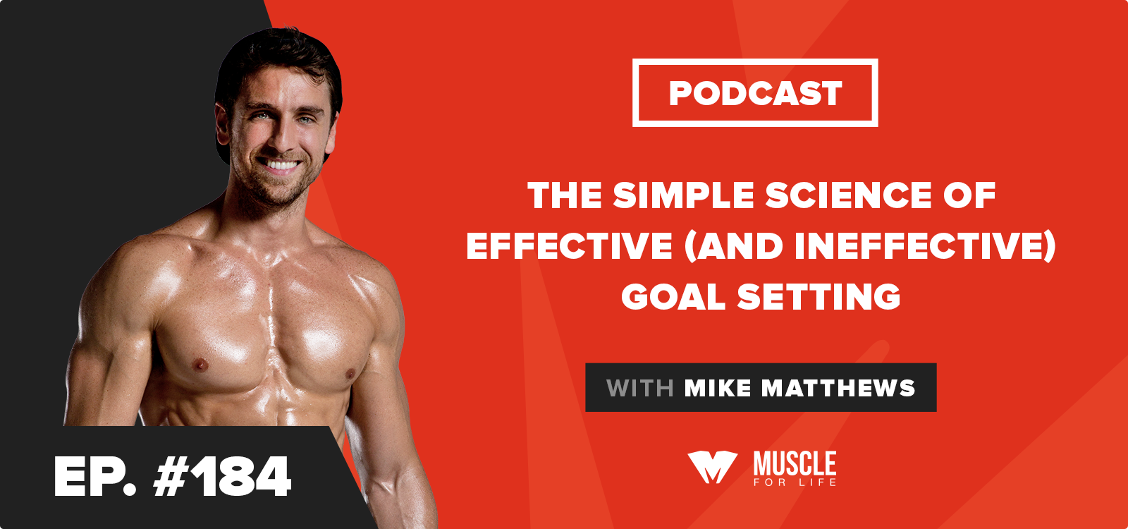 Motivation Monday: The Simple Science of Effective (and Ineffective) Goal Setting