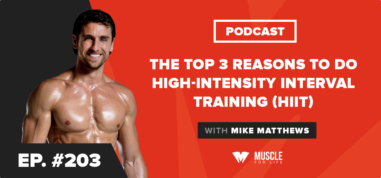 The Top 3 Reasons to Do High-Intensity Interval Training (HIIT)