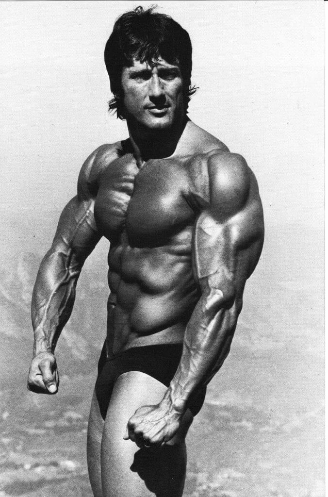 arm workouts frank zane