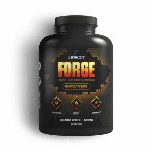 fasted cardio and forge