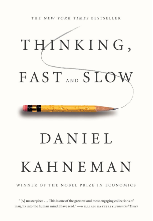 thinking fast and slow book review